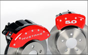 Mitsubishi Caliper Covers | MGP Caliper Covers