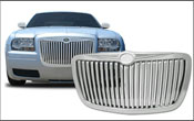 Land-Rover Billet Grilles | Land-Rover Custom Grilles