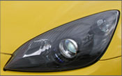 Mitsubishi Headlight Protection