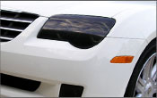 Chevrolet Headlight Tint